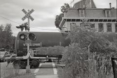 Freight train, Hoosick Falls, N.Y.
