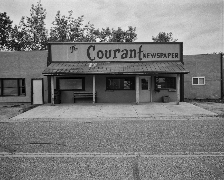 The Courant, Wall, South Dakota
