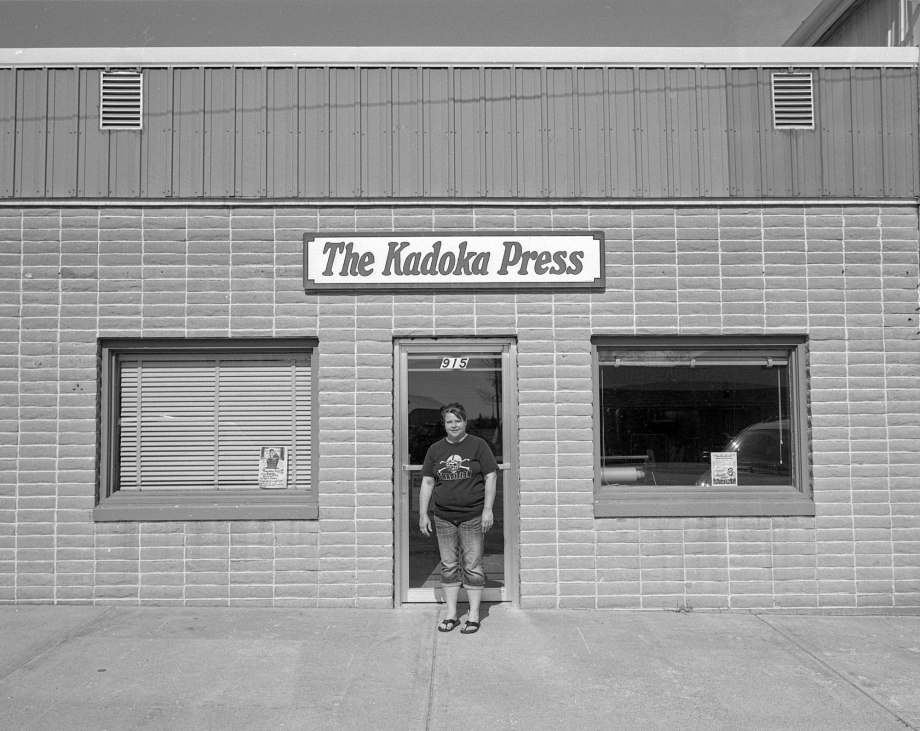 Robyn Jones, The Kadoka Press, Kadoka, South Dakota